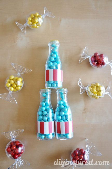 Circus or CircusThemed Party Favors