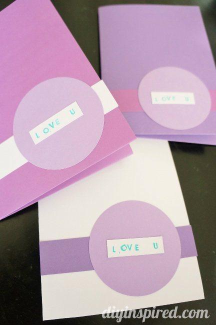 diy pocket greeting card 7 - Diy Greeting Cards