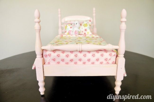 DIY Refurbished Doll Bed (3)
