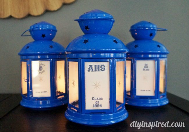 Easy high school class reunion centerpieces diy inspired