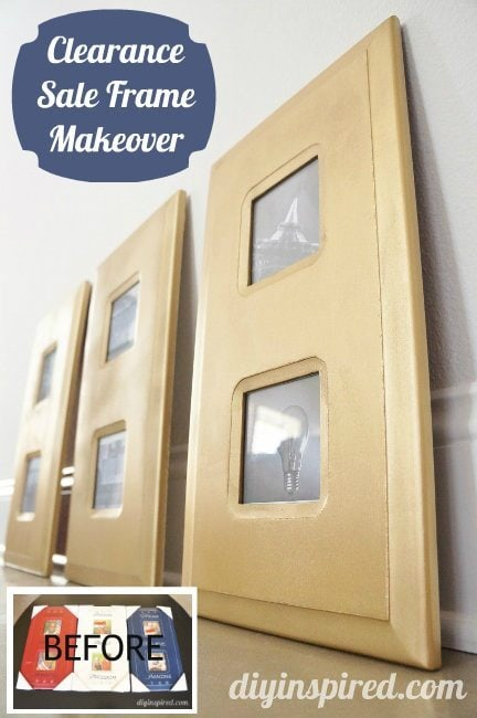 Easy-Clearance-Sale-Frame-DIY-Makeover