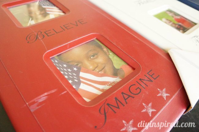 Easy Holiday Frame DIY Makeover  (1)