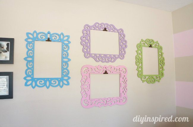 Kids Artwork Display Idea (7)