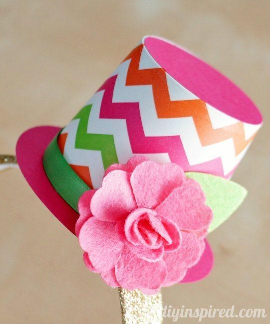 Party Top Hat Headband DIY (1)