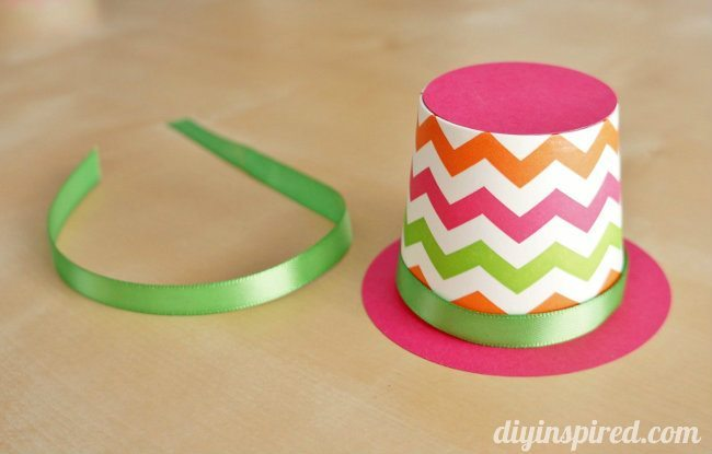 Party Top Hat Headband DIY (5)