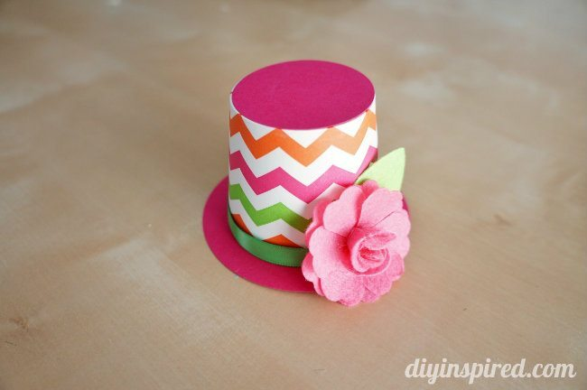 Party Top Hat Headband DIY (6)