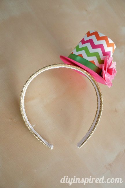 Party Top Hat Headband DIY (7)