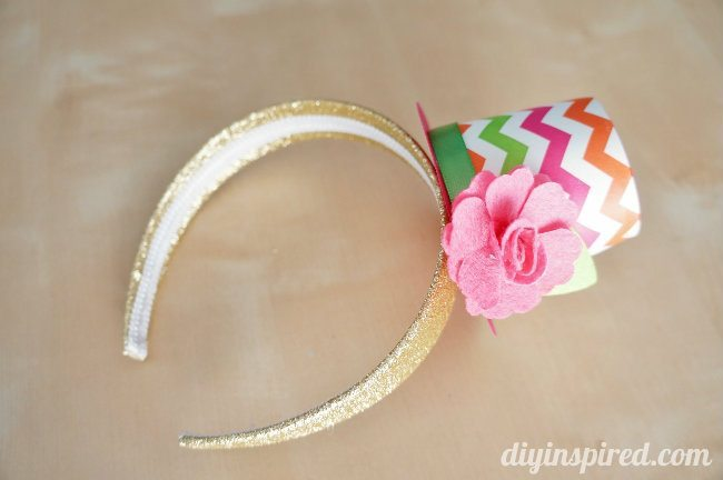 Party Top Hat Headband DIY (8)