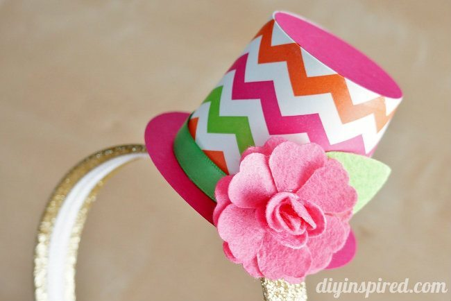 Party Top Hat Headband DIY (9)