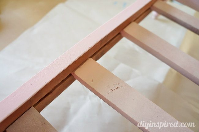 Refurbished Thrift Store Doll Bed DIY