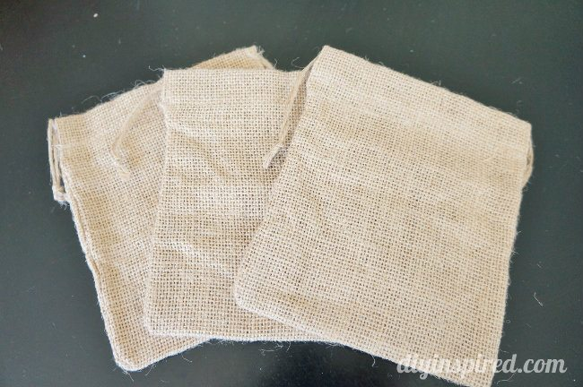 Stenciled Burlap Sacks (1)