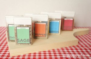 Tic Tac Pack Spice Containers