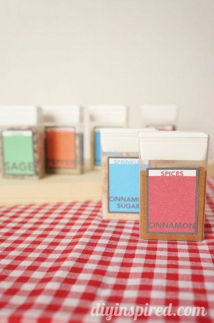 Tic Tac Pack Spice Repurposing Idea