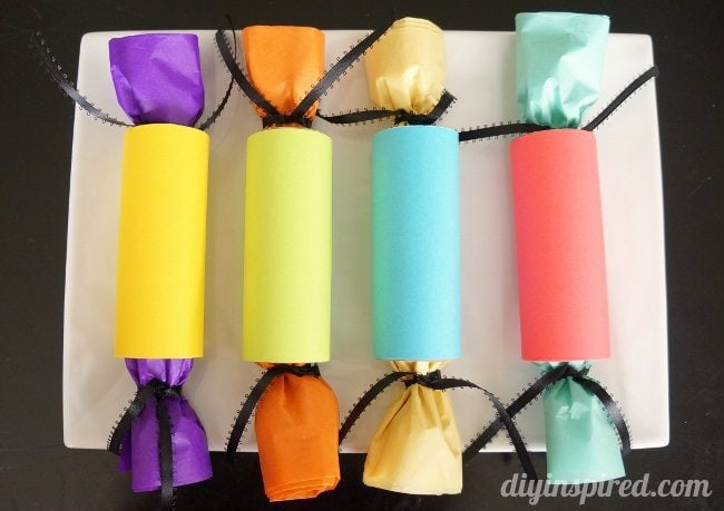 Toilet Paper Roll Gift Wrapping - DIY Inspired