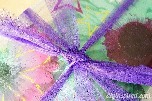 How to Make a Tulle Bow DIY
