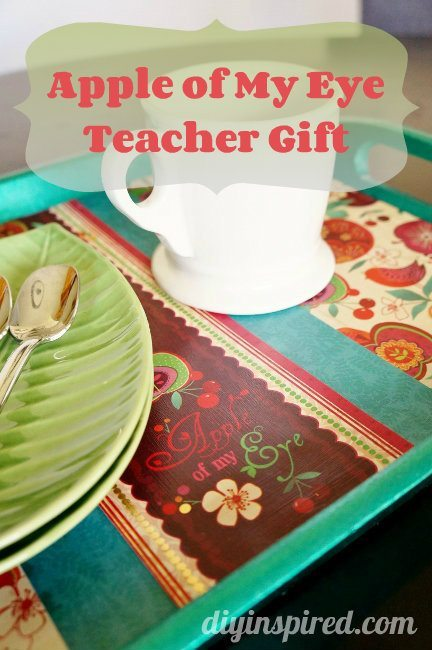 Teacher Gift Thrift Store Makeover Pin Me