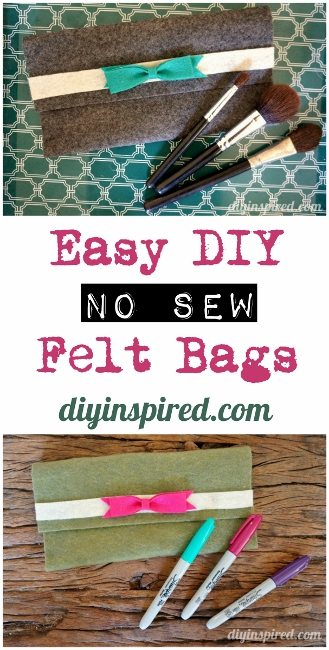 Easy No Sew DIY Felt Bags (329x650)