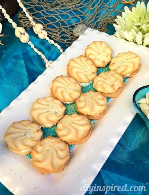 Little Mermaid Party Food