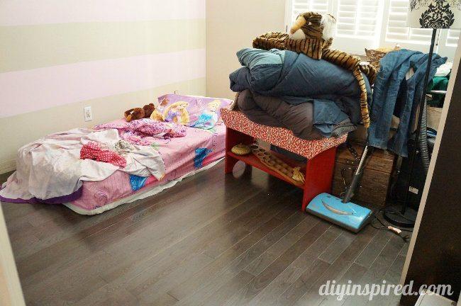 Mia's Room Before