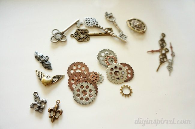 Steampunk Embellishments