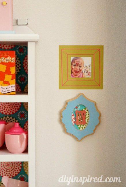 Diy Playroom Wall Art Diy Inspired