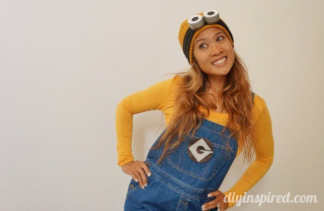 sc 1 st  DIY Inspired & Last Minute DIY Adult Minion Costume - DIY Inspired