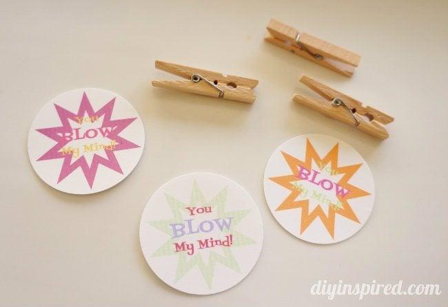 Mason Jar Gift Idea with Printable
