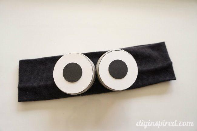 Minion Goggles DIY (3)