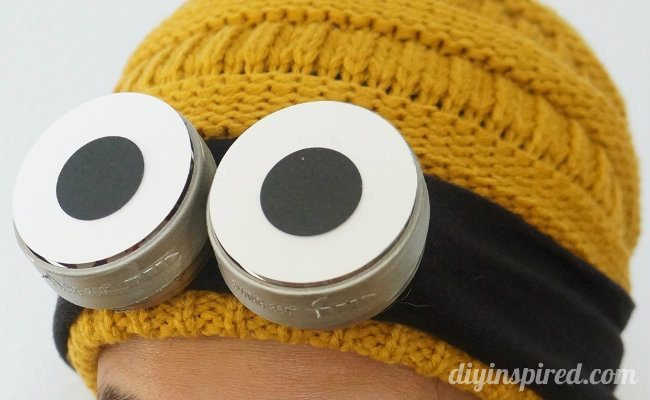 Minion Goggles DIY