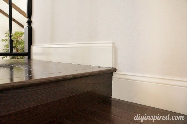 Our Hardwood Staircase Makeover (1)