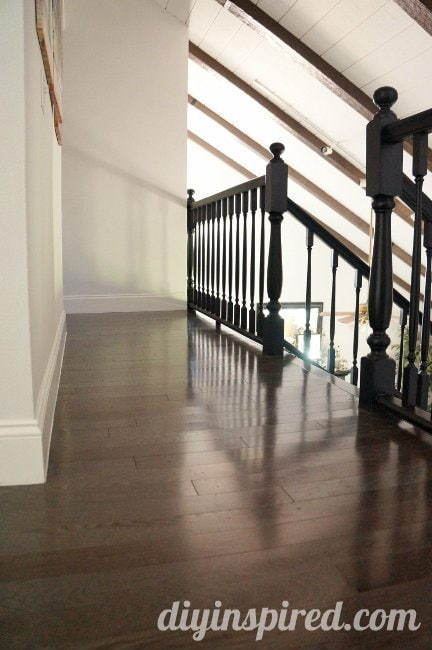 Our Hardwood Staircase Makeover (3)
