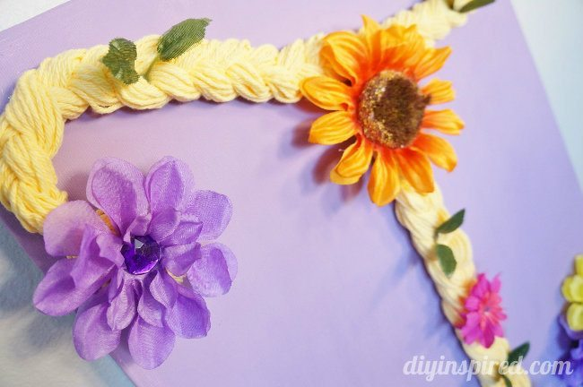 Rapunzel birthday party ideas diy inspired rapunzel birthday party ideas filmwisefo