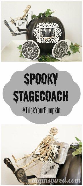 Spooky Stagecoach