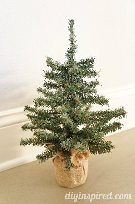 12 Days of Christmas Tree Dollar bin Challenge