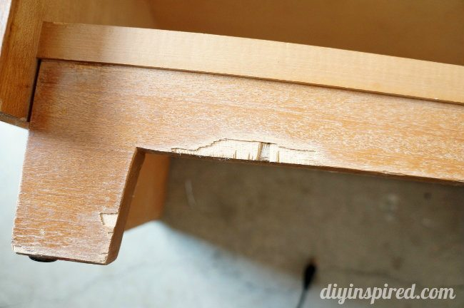 Upcycled Thrift Store Bench for Kids (2)