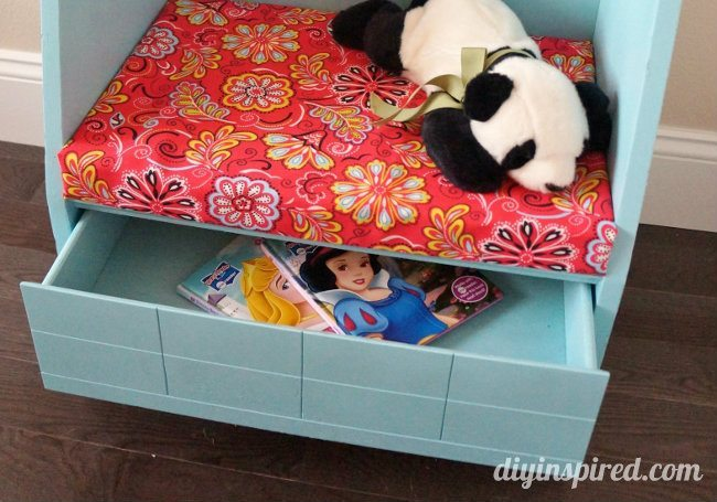Upcycled Thrift Store Bench for Kids Your Big Finish