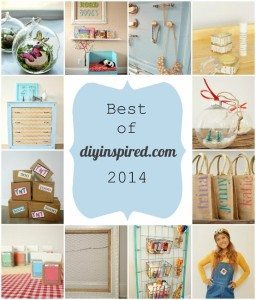 Best of DIY Inspired 2014