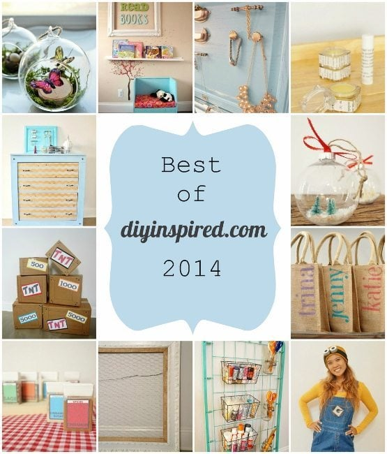 Best of DIY Inspired 2014