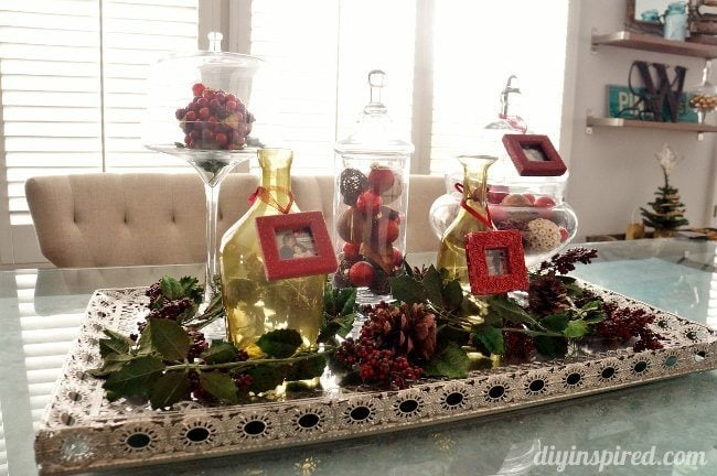 DIY Inspired Christmas Home Tour Dining Room (1)