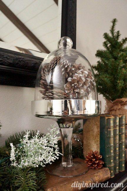 DIY Inspired Christmas Home Tour Family Room (1)