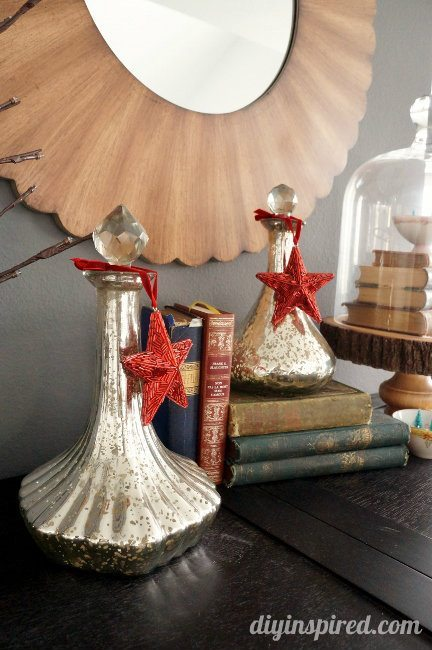 DIY Inspired Christmas Home Tour Living Room (5)