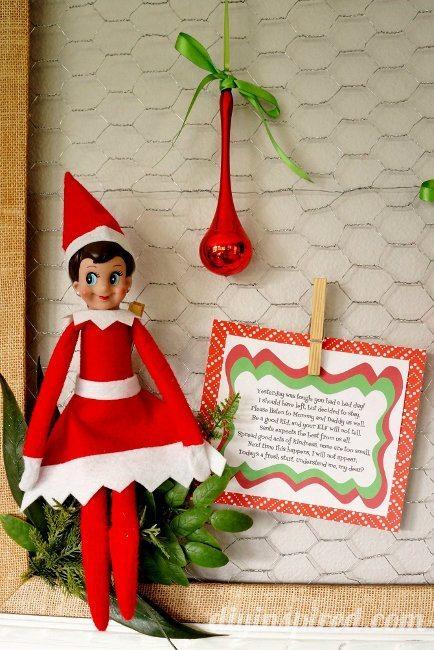 Elf on the Shelf Day 3
