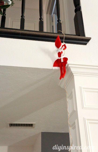 Elf on the Shelf Day 9 (1)