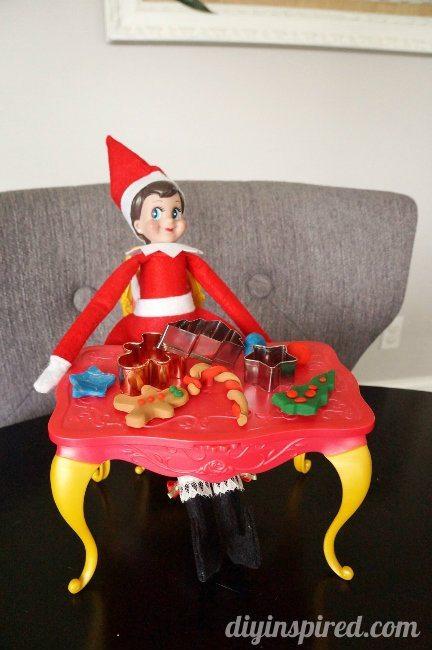Last Minute Elf On The Shelf Ideas Diy Inspired