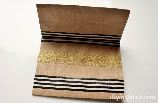 Repurposed Paper Bag