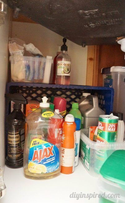 Under the sink organization (2)