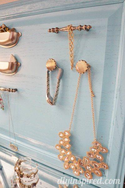 repurposed-cabinet-door-jewelry-organizer