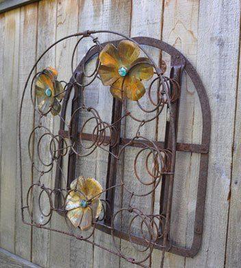 Chair Spring Garden Art