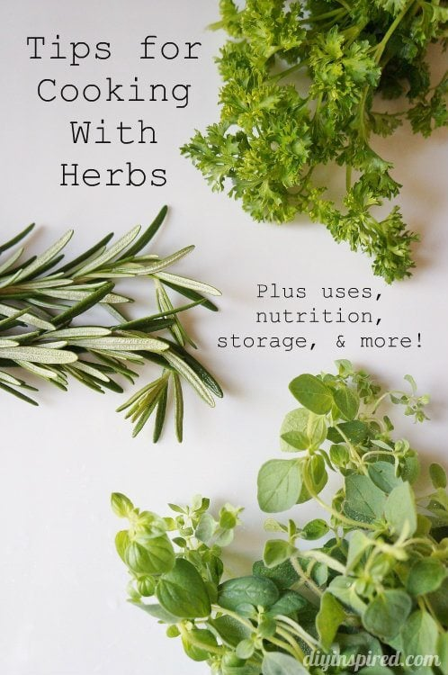 Cooking With Herbs (2)