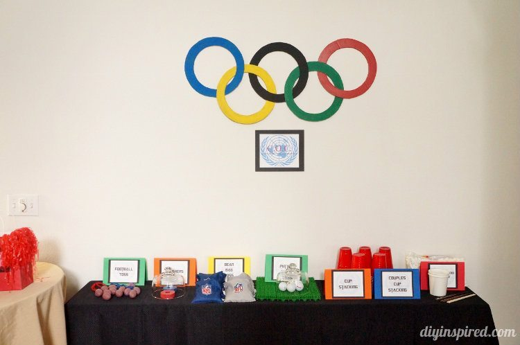 Couples Olympics Decorations (4)